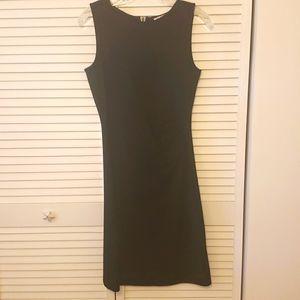 Kenneth Cole black sleeveless dress